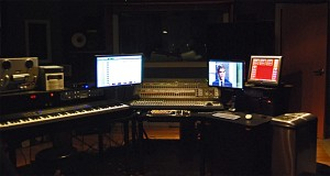 Edit Suite / Control Room