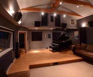 Recording Space with Yamaha DC7 Grand Piano